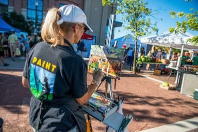 Carmel on Canvas Plein Air Event