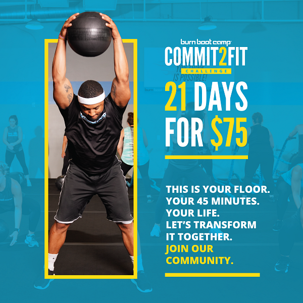 Burn Boot Camp: Commit2FitChallenge